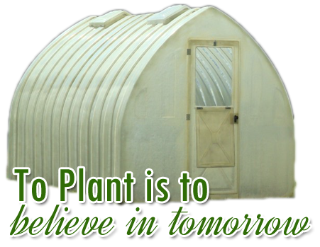 Simply Solar Greenhouse - To Plant is to believe in Tomorrow